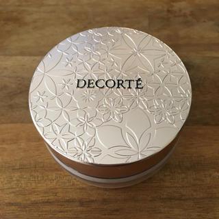 COSME DECORTE - 【数回使用】コスメデコルテ フェイスパウダー #11