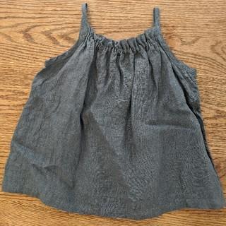 キャミソール ビスチェ チュニック 90cm(Tシャツ/カットソー)
