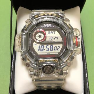 ジーショック(G-SHOCK)のG-SHOCKレンジマンGW-9400J-1JFスケルトンカスタム(腕時計(デジタル))