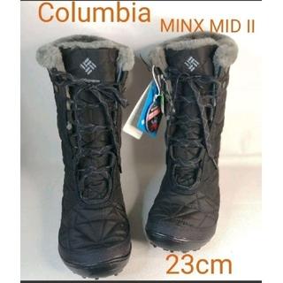 コロンビア(Columbia)のコロンビア Columbia MINX MID Ⅱ ウインターブーツ 23cm(ブーツ)