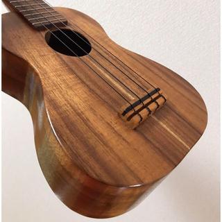 kelli  hawaiian koa ukulele ウクレレ ★値下げ★(その他)