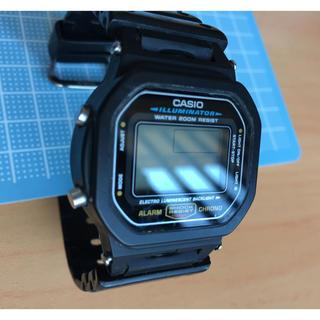 ジーショック(G-SHOCK)のCASIO  G- SHOCK DW-5600E(腕時計(デジタル))