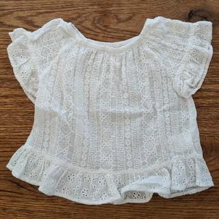 ニシマツヤ(西松屋)の西松屋 Tシャツ ブラウス 90cm(Tシャツ/カットソー)