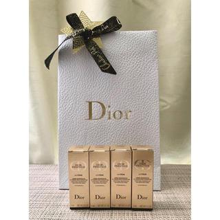 Dior - 【新品未使用】Dior ディオール プレステージ ラクレーム & ショッパー付
