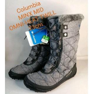 コロンビア(Columbia)のコロンビア Columbia ミンクスミッド オムニヒートブーツ レディース(ブーツ)