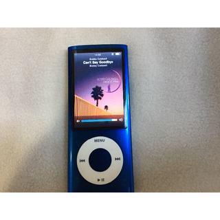 Apple - Apple iPod nano 第5世代(16GB)ブルー