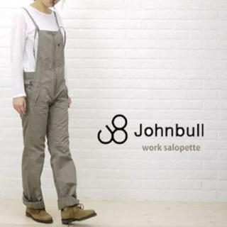 ジョンブル(JOHNBULL)のJOHNBULL サロペット AP078(サロペット/オーバーオール)