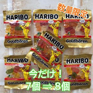コストコ(コストコ)の今だけ☆*°コストコ ハリボーグミ ミニゴールドベアー 10g×8袋 お試し!(菓子/デザート)