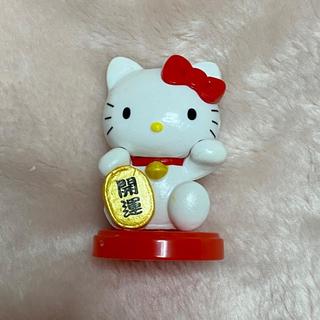 ハローキティ - チョコエッグ ハローキティ コラボ 招き猫 ③