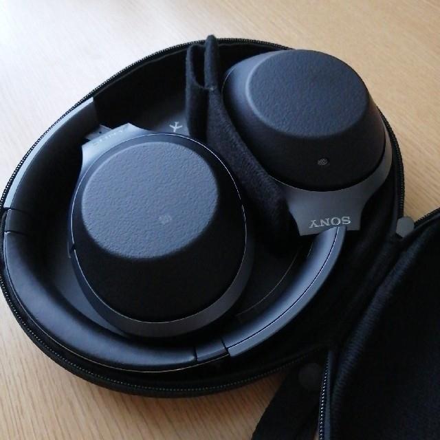 SONY(ソニー)のsony  wh-1000xm2 スマホ/家電/カメラのオーディオ機器(ヘッドフォン/イヤフォン)の商品写真