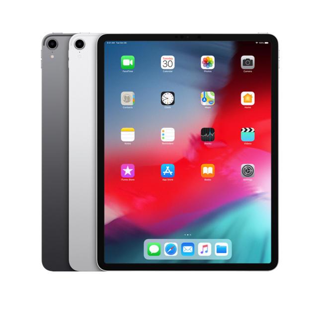 Apple(アップル)のiPad Pro 12.9 インチ (第 3 世代) スペースグレー スマホ/家電/カメラのPC/タブレット(タブレット)の商品写真