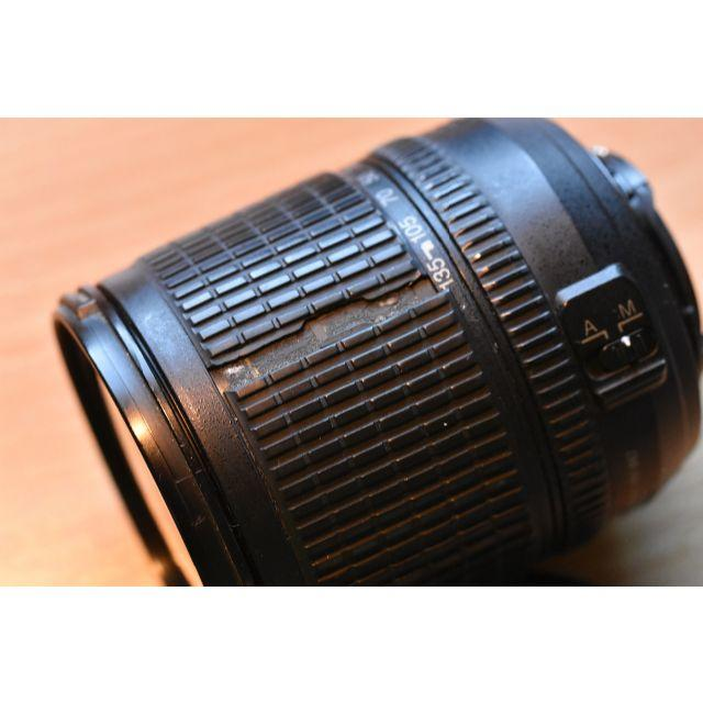 Nikon(ニコン)のNikon AF-S 18-135mm 3.5-5.6 フィルター2枚オマケ スマホ/家電/カメラのカメラ(レンズ(ズーム))の商品写真