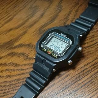 ジーショック(G-SHOCK)のCASIO カシオ G-SHOCK  DW-5300 当時モノ(腕時計(デジタル))