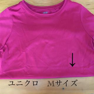 ユニクロ(UNIQLO)のトレーニング 速乾Tシャツ ユニクロ Mサイズ(その他)