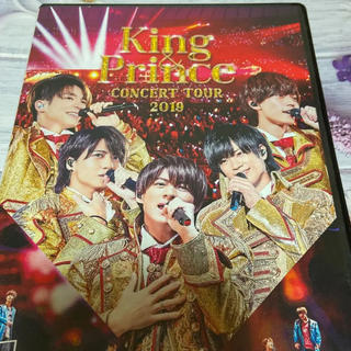 Johnny's - King & Prince/CONCERT TOUR 2019 DVD〈2枚組〉