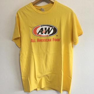 RVCA - A&W Tシャツ