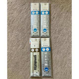 ガマカツ(がまかつ)のがまかつ製 小針 細地袖3号×3 袖針3号×1(釣り糸/ライン)