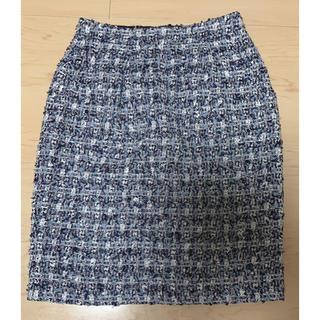 ミッシュマッシュ(MISCH MASCH)のミッシュマッシュ ツイードスカート(ミニスカート)