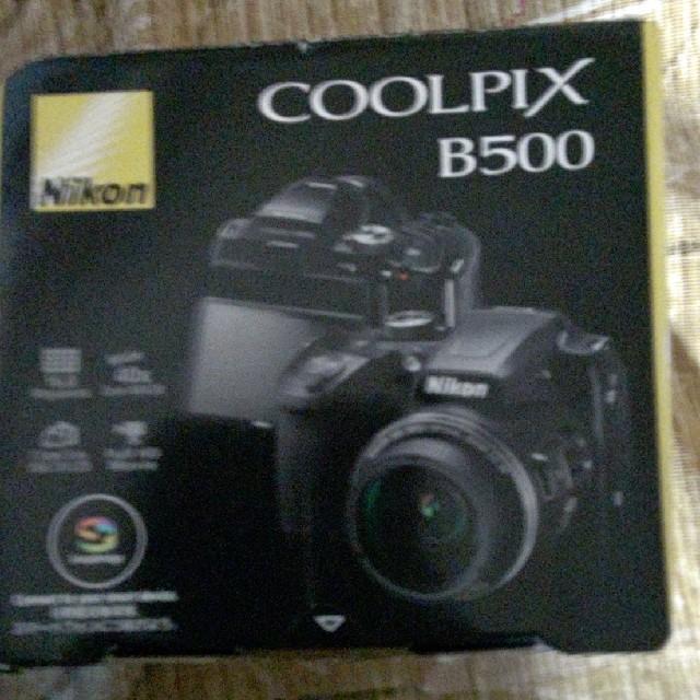 Nikon(ニコン)のNikon COOLPIX B500 スマホ/家電/カメラのカメラ(コンパクトデジタルカメラ)の商品写真