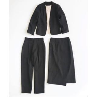 ハコ(haco!)のいざという時に困らないための大人のフォーマルジャケット・パンツ・スカート(スーツ)