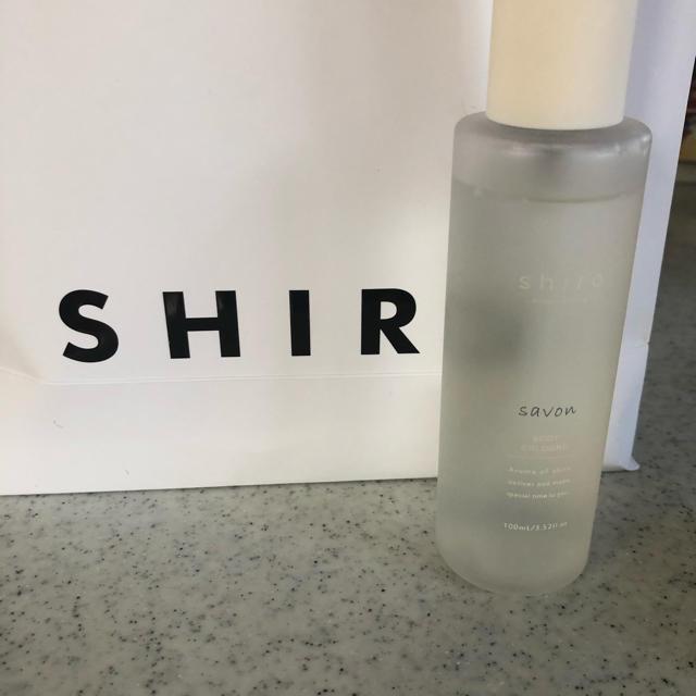 shiro(シロ)のshiro サボン ボディコロン コスメ/美容の香水(香水(女性用))の商品写真