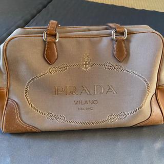 PRADA - プラダ ミニボストンバッグ