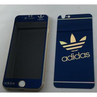 アディダス(adidas)の海外限定アディダス強化ガラス4種類選択(iPhoneケース)