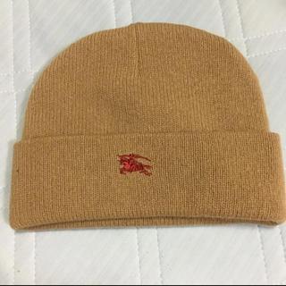 バーバリー(BURBERRY)のバーバリー ニット帽(ニット帽/ビーニー)