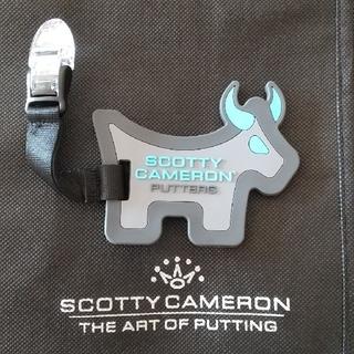 スコッティキャメロン(Scotty Cameron)の新品 スコッティキャメロン パターカバーリーシュ ティファニーブルースコッティ (その他)