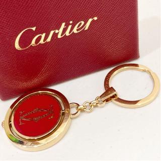 カルティエ(Cartier)のカルティエ キーホルダー キーリング(キーホルダー)