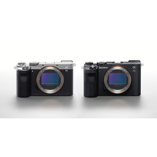 SONY - SONY α7C  デジタル一眼 ミラーレス フルサイズ 3年保証