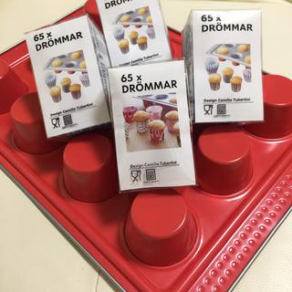 イケア(IKEA)の新品 IKEA マフィン型 イケア ベイキングカップ 廃盤品(調理道具/製菓道具)