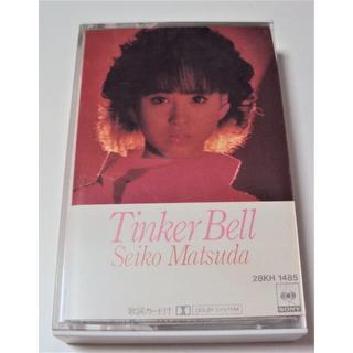 松田聖子 Tinker Bell カセットテープ 歌詞カード付