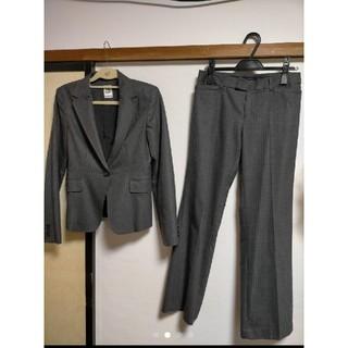 ミッシェルクラン(MICHEL KLEIN)のミッシェルクラン スーツ3点セット グレー(スーツ)