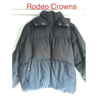 ロデオクラウンズ(RODEO CROWNS)の[チョコミント様]ダウンジャケット(ダウンジャケット)