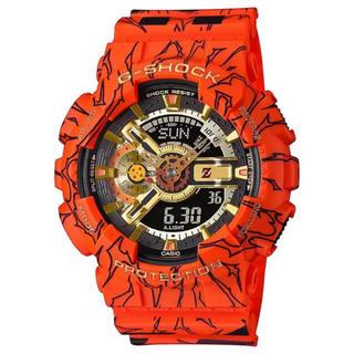 ジーショック(G-SHOCK)のプライスタグ付き g-shock dragon ball Z (腕時計(デジタル))