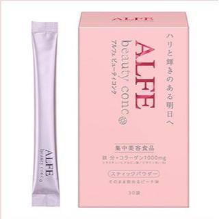 タイショウセイヤク(大正製薬)の10袋 ALFE ビューティコンク <パウダー>(コラーゲン)