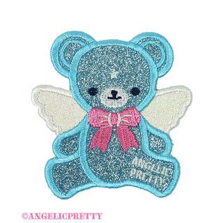 Angelic Pretty - Angelic Pretty Milk ベアクリップ サックス