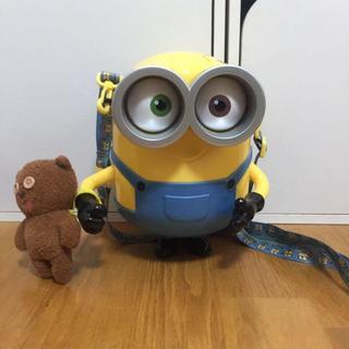 ミニオン - ミニオン ボブ おしゃべり ポップコーンバケツ