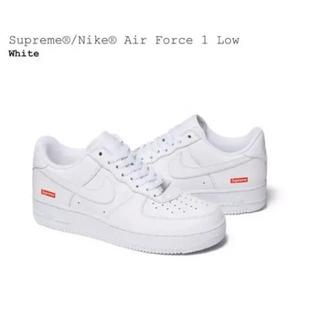 Supreme - 27.5 supreme nike air force 1 low