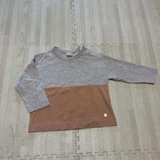 petit main - プティマイン ロングTシャツ