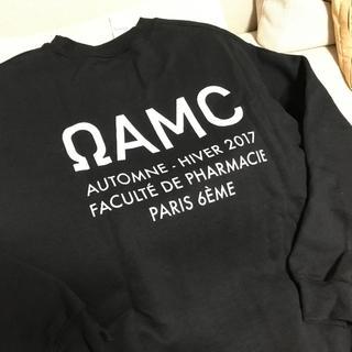 Jil Sander - OAMC STAFF CREW SWEAT size L