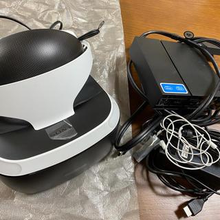 プレイステーションヴィーアール(PlayStation VR)のPlayStation VR Camera同梱版(家庭用ゲーム機本体)