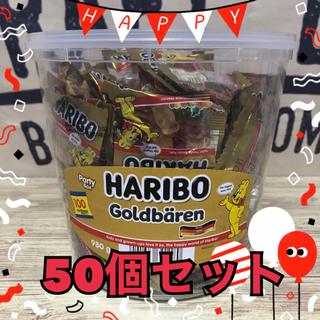 ゴールデンベア(Golden Bear)の★コストコ★ハリボー グミ 大量 50個セット HARIBO(菓子/デザート)