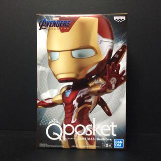 バンプレスト(BANPRESTO)のMARVEL Qposket アイアンマン バトルver.(アメコミ)