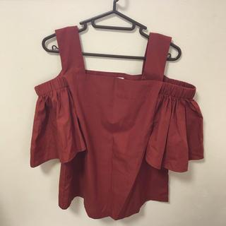 レトロガール(RETRO GIRL)のオフィショル(Tシャツ(半袖/袖なし))