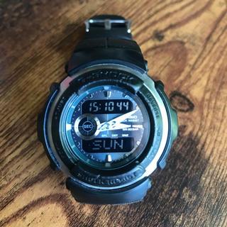ジーショック(G-SHOCK)の中古G-SHOCK G-300-3AJF デジタル アナログ(腕時計(アナログ))