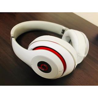 ビーツバイドクタードレ(Beats by Dr Dre)のビーツ ヘッドホン(ヘッドフォン/イヤフォン)