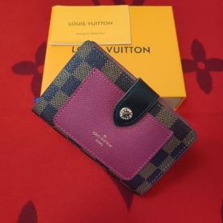 ルイヴィトン(LOUIS VUITTON)の|送料無料|ルイヴィトン 折り財布 コイン入れ 小銭入れ 人気品(財布)