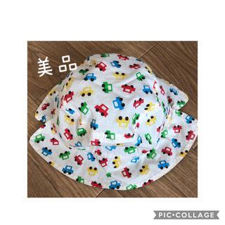 HOT BISCUITS - ホットビスケッツ リバーシブル帽子 美品 50cm